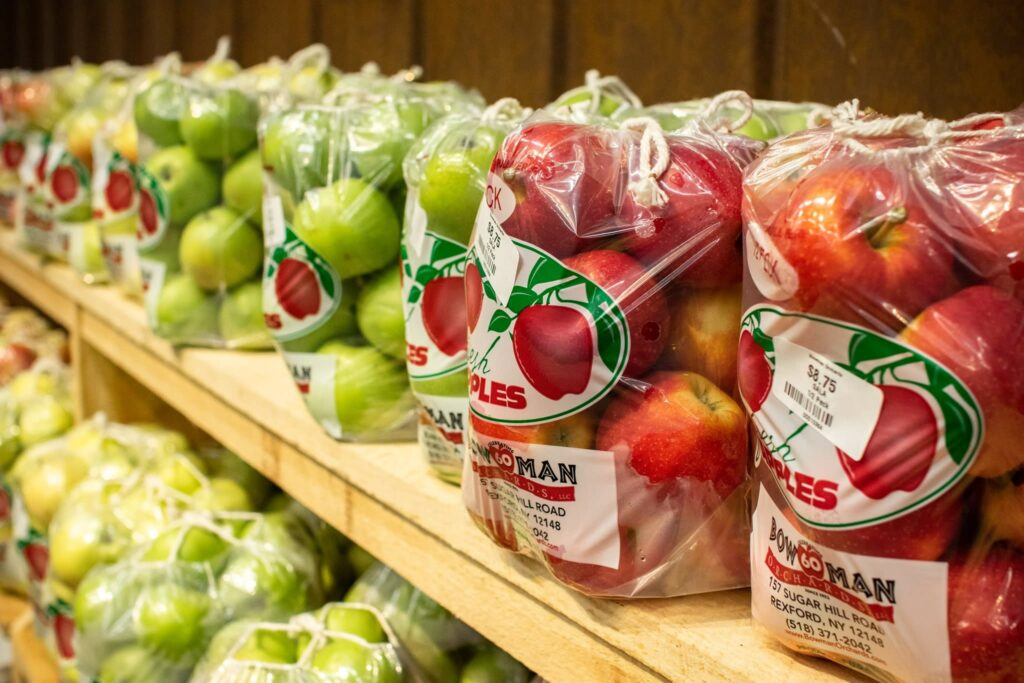 Bowman Orchards is one of our amazing Harvest Hosts locations near Albany New York.