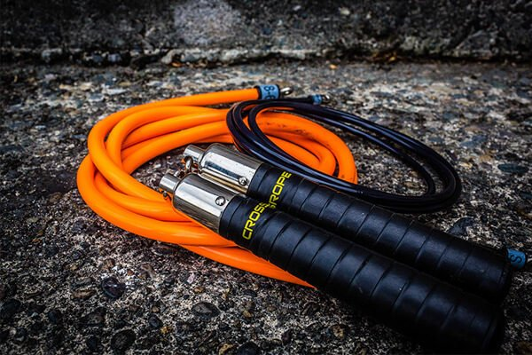 Crossrope is a great tool for staying fit on the road.