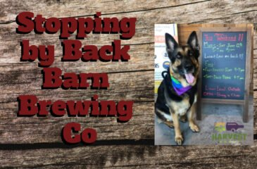 Stopping by Back Barn Brewing Co