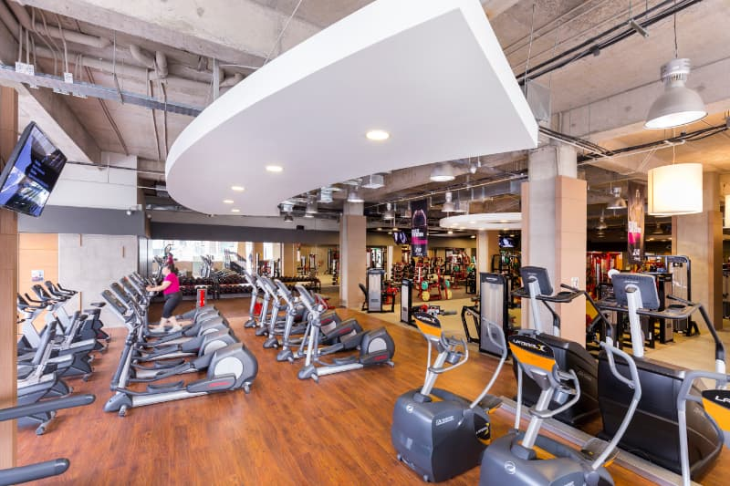 TrainAway gym is an awesome gym for maintaining your fitness on the road.