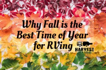 Why Fall is the Best Time of Year for RVing