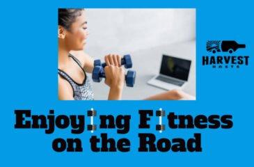 Enjoying Fitness on the Road