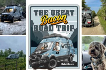 The Great Bacon Road Trip 2021