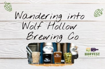Wandering into Wolf Hollow Brewing Co