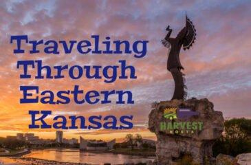 Traveling Through Eastern Kansas