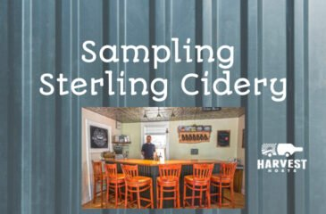 Sampling Sterling Cidery